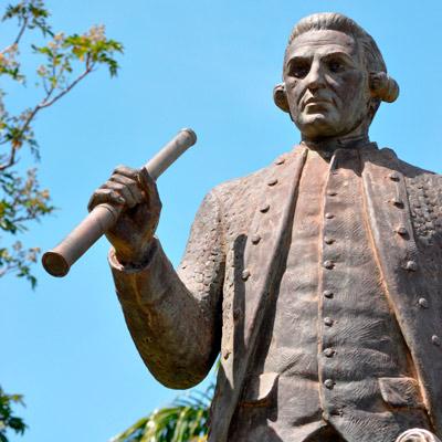 Photo: Captain James Cook