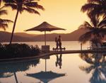 Photo: Daydream Island sunset