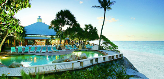 Photo: Heron Island Resort