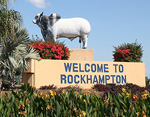 Photo: Welcome to Rockhampton